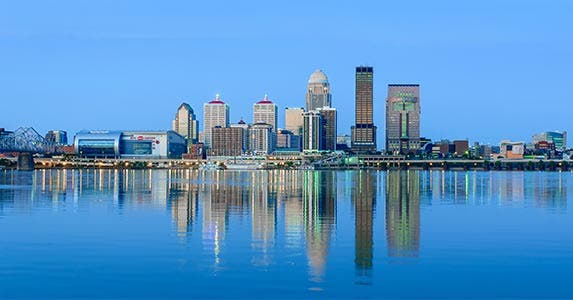 No. 9: Louisville © Thomas Kelley/Shutterstock.com