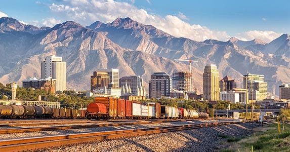 No. 7: Salt Lake City © f11photo/Shutterstock.com