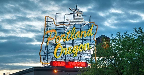 No. 1: Portland © photo.ua/Shutterstock.com