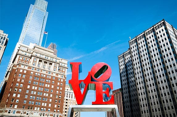 Philadelphia, Pennsylvania © Zack Frank/Shutterstock.com