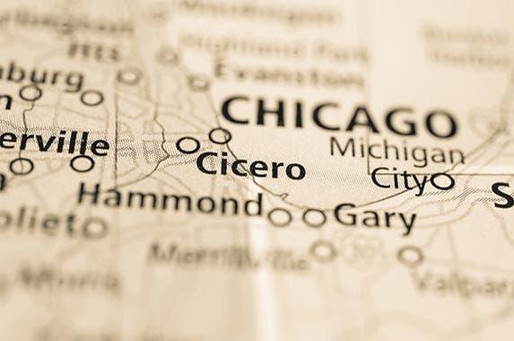 Cicero, Illinois © Andrei Tudoran/Shutterstock.com