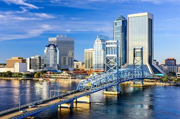 Jacksonville, Florida © ESB Professional/Shutterstock.com