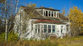 What if the property next to me has an abandoned home?