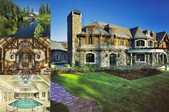 4 Of The Most Expensive Homes For Sale