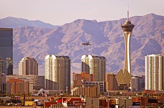 Las Vegas © welcomia/Shutterstock.com