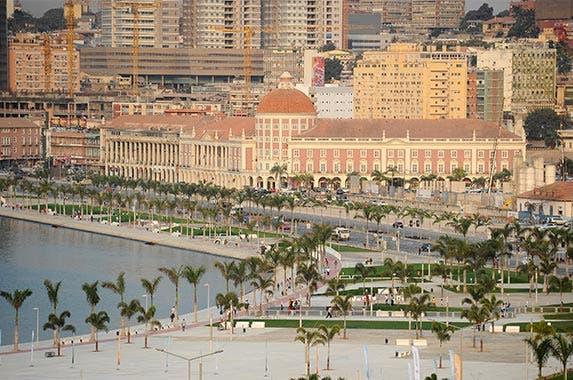 Luanda, Angola | STEPHANEDE SAKUTIN/Getty Images