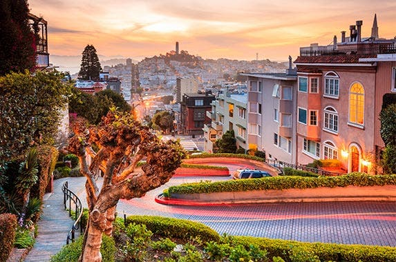 San Francisco © f11photo/Shutterstock.com