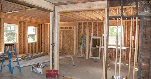 Remodel home or move?   JohnPanella/Shutterstock.com