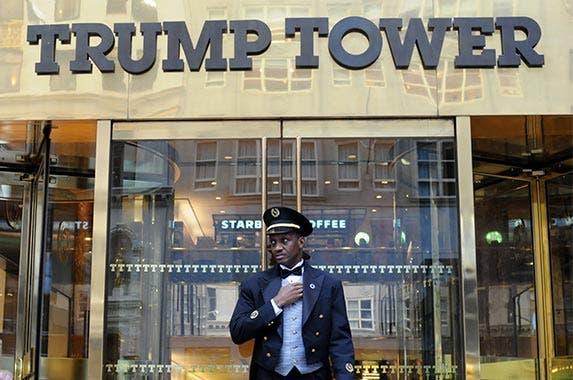 Trump Tower, Manhattan   ant D/Shutterstock.com