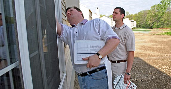5 mistakes people make with home inspections | ftwitty/Getty Images