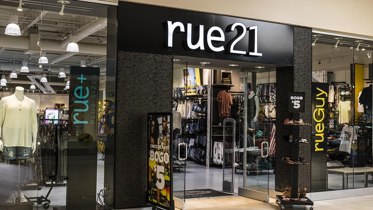 rue21 store