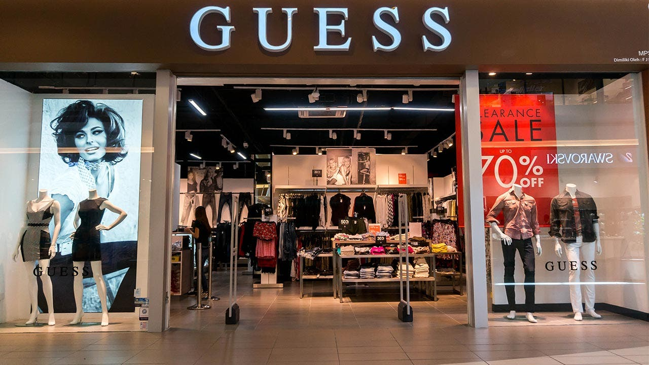 Guess? store
