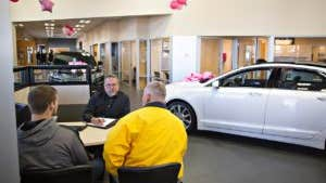 How do I lease a car if I have bad credit?