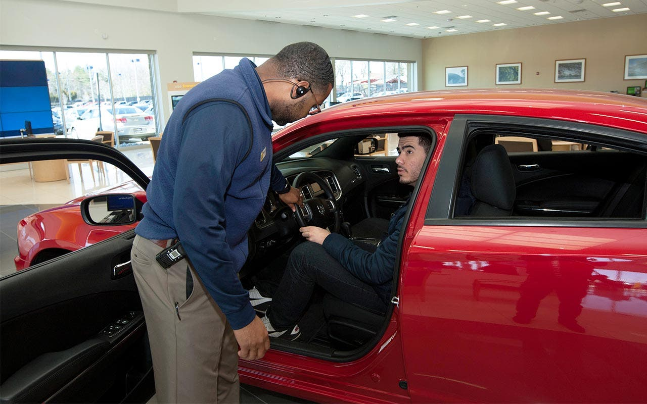 How do I get a car loan with bad credit?
