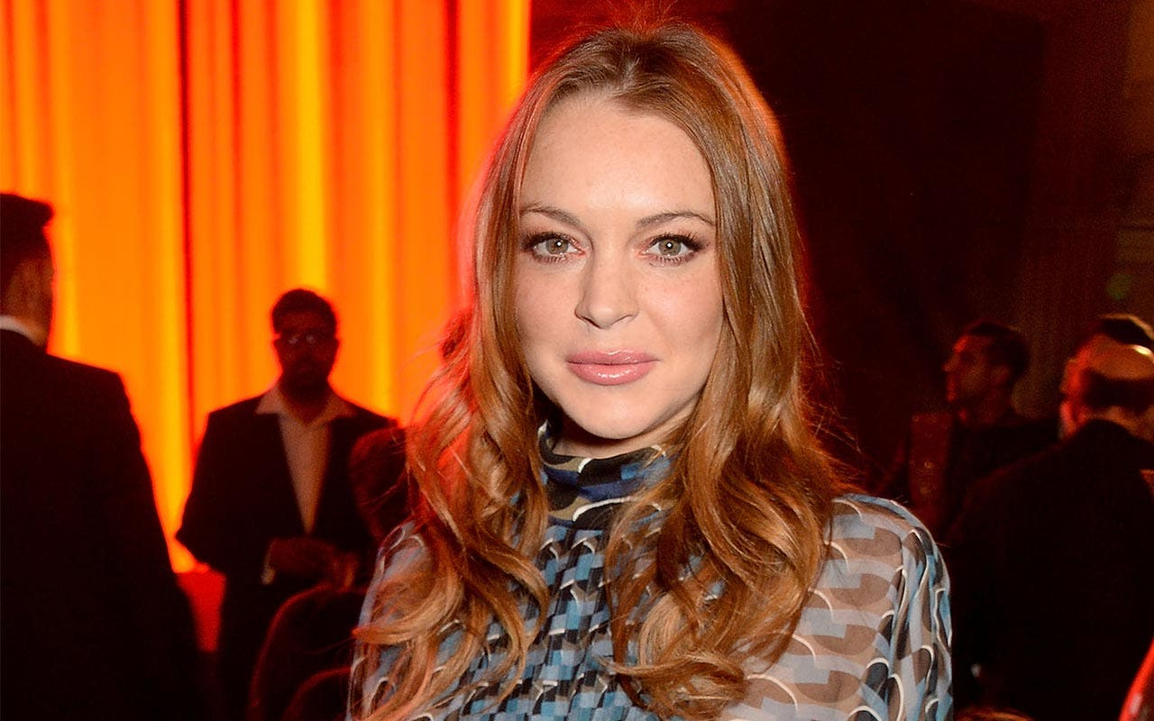 Lindsay Lohan refused to publishers to write their memoirs 08/23/2015 100