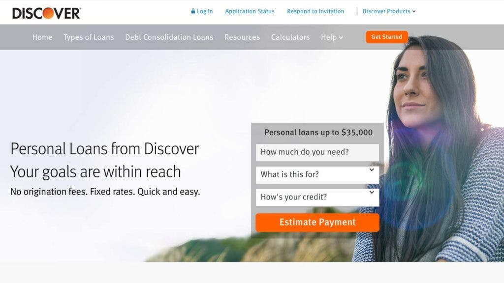 Discover Personal Loans Review Bankrate Com