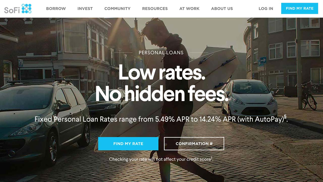 SoFi personal loans: 2017 comprehensive review
