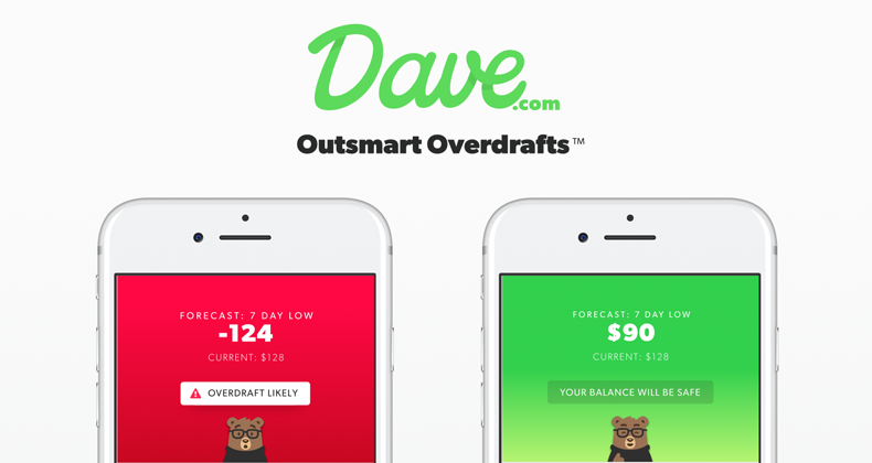 Dave: Outsmart overdrafts