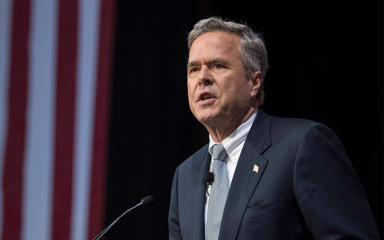 Jeb Bush's net worth is $20 million