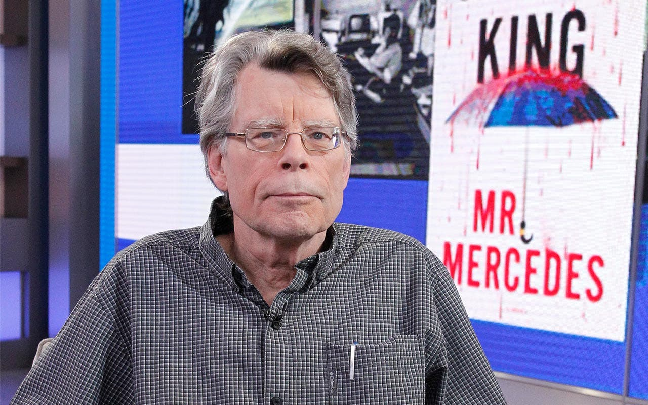 steven king on the today show mst
