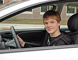 Get the teen driver an older car to drive © Jeff R. Clow/Shutterstock.com