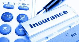 Blue insurance folder © Gunnar Pippel/Shutterstock.com