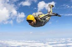 Skydiver © German Dvinyaninov - Fotolia.com