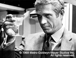 'The Thomas Crown Affair' (1968) (1999)