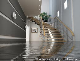 Myth: You must live in a flood plain