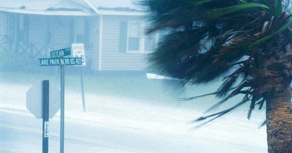Hurricane in neighborhood | Jim Reed/Photodisc/Getty Images