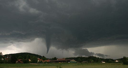 Amazing Will Your Home Insurance Take On A Tornado Bankrate Com Home Interior And Landscaping Oversignezvosmurscom