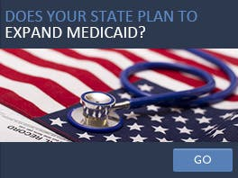 Does your state plan to expand Medicaid?