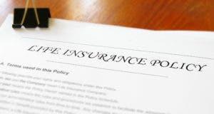 Life insurance policy © zimmytws/Shutterstock.com
