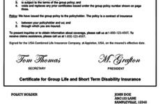 USA Combined Life Insurance Company