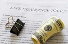 Life insurance policy © iStock