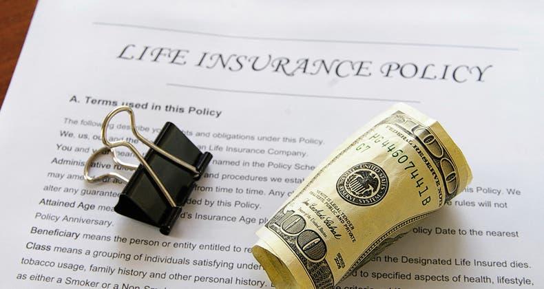 Credit life insurance rates