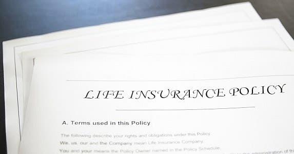 Free term life insurance © zimmytws / Fotolia