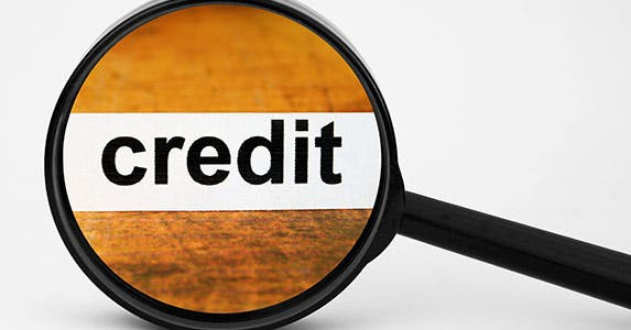 Impress your insurer with good credit © alexskopje/Shutterstock.com