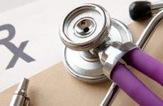 Stethoscope and prescription © sheff/Shutterstock.com