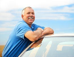 Car insurance issues of older drivers © kurhan/Shutterstock.com