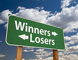 Image result for winners losers health care photos