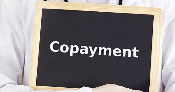 Copayment and coinsurance are not the same © gwolters/Shutterstock.com