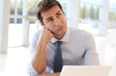 Man thinking, worried © goodluz/Shutterstock.com