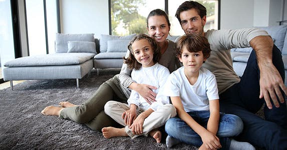 Do it for your family and home © Goodluz/Shutterstock.com