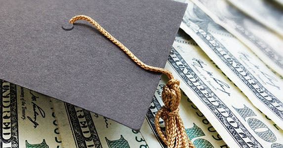 You still have all that student loan debt © zimmytws/Shutterstock.com