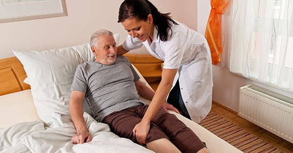 Long-term care © Lisa S./Shutterstock.com