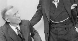 Two businessmen © Everett Collection/Shutterstock.com