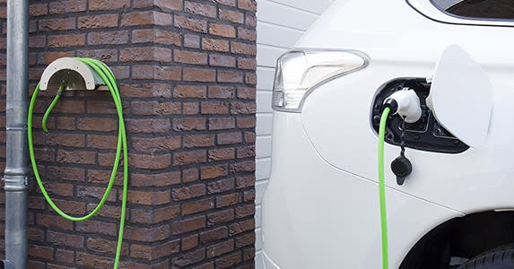 EV chargers plug right in © Vittavat Apiromsene/Shutterstock.com