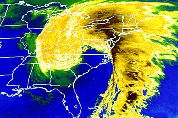 1. 'Storm of the Century': March 11-14, 1993 | U.S. National Oceanic and Atmospheric Administration