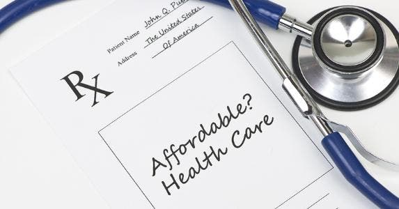 Affordable health care © Sherry Yates Young/Shutterstock.com
